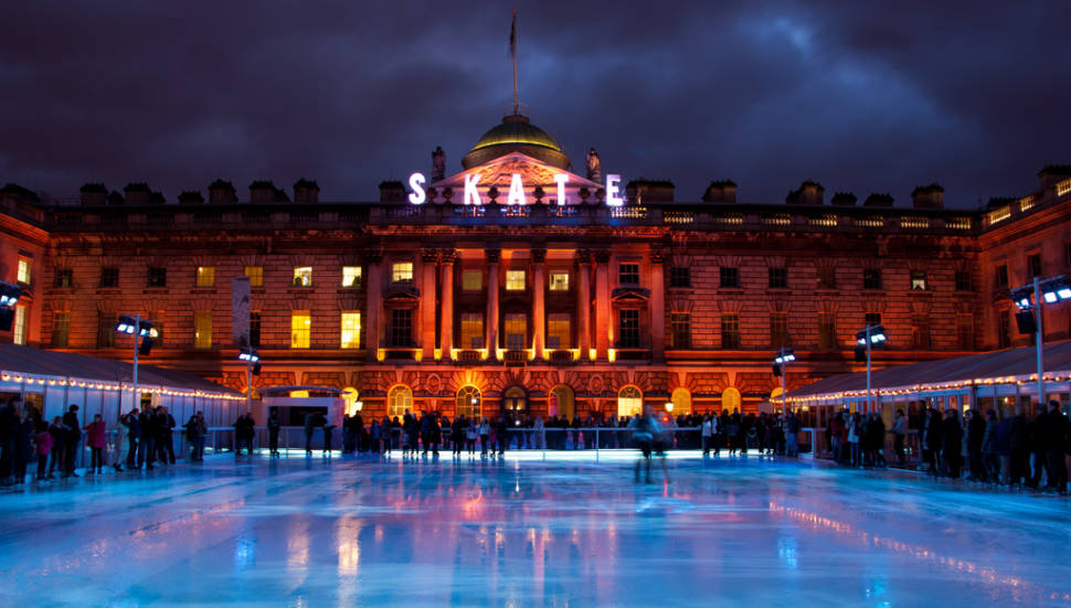 Ice Skating in London - Best Time