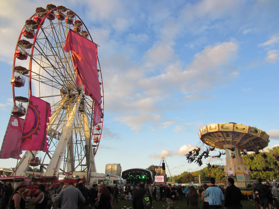 Lovebox Festival in London - Best Season