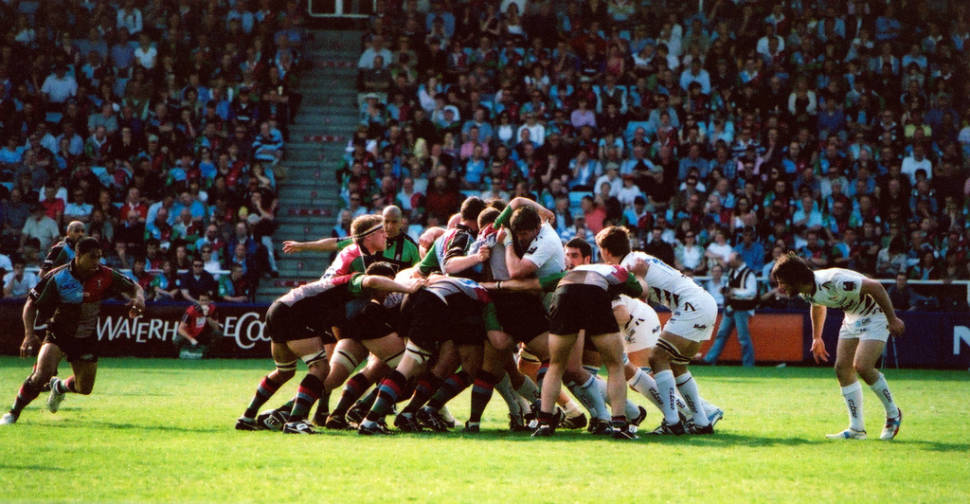 Rugby Union in London - Best Time