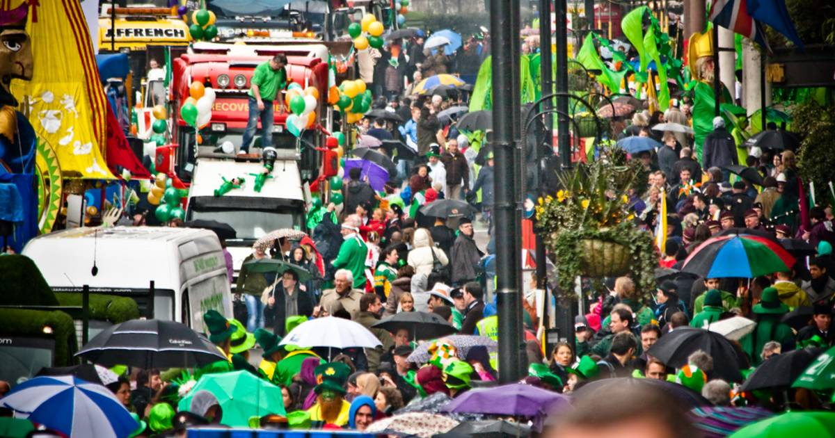 St Patrick's Day Parade in London - Best Time