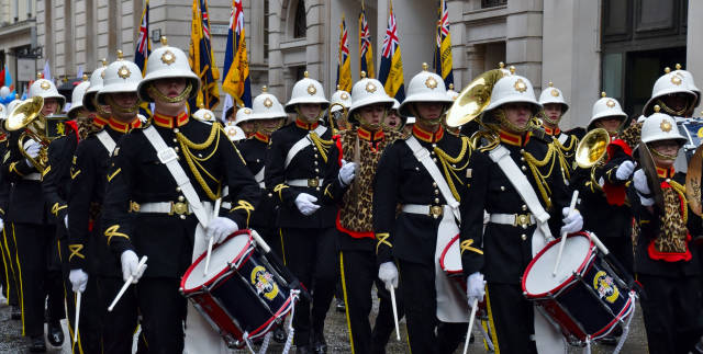 Best time to see Lord Mayor's Show in London