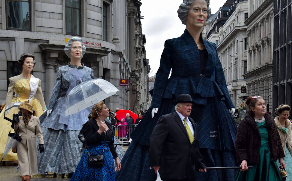 Best time for Lord Mayor's Show in London