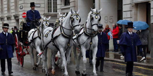 Lord Mayor's Show in London - Best Time