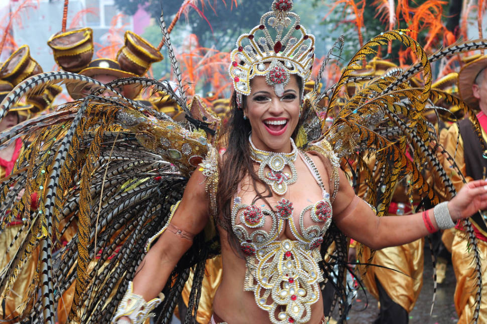 Notting Hill Carnival in London - Best Time