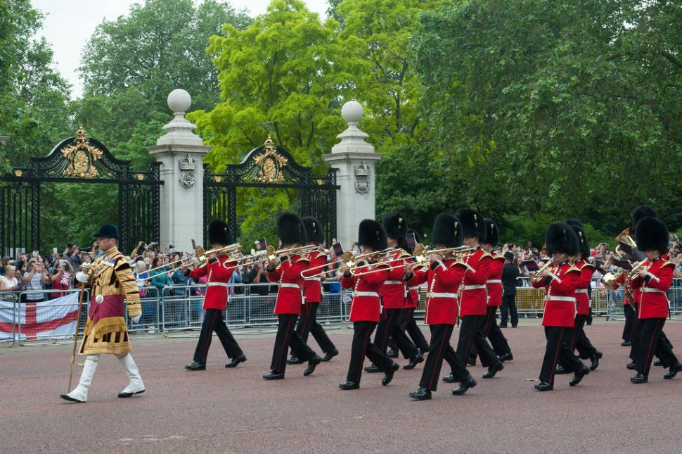 Best time for Trooping the Colour & The Queen's Birthday Parade in London