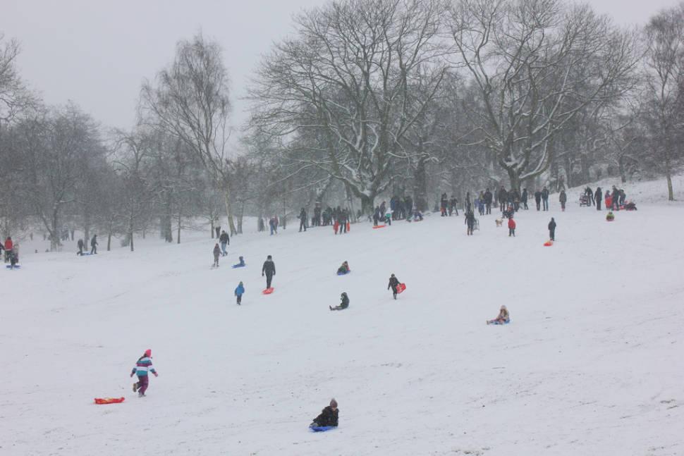 Winter in London - Best Season