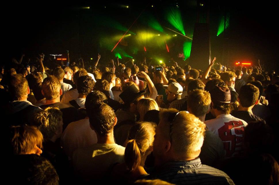 Aphex Twin at Wireless Festival