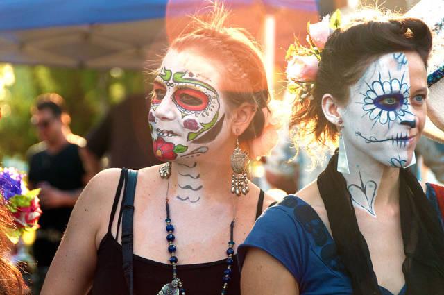 Dia de los Muertos (Day of the Dead) in Los Angeles - Best Time
