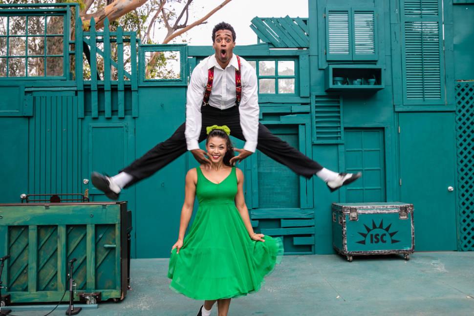 Griffith Park Free Shakespeare Festival in Los Angeles - Best Season