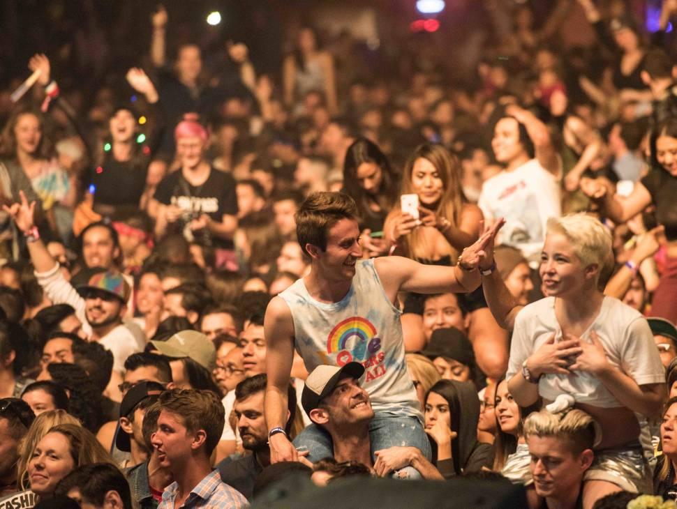 Best time to see LA Pride in Los Angeles