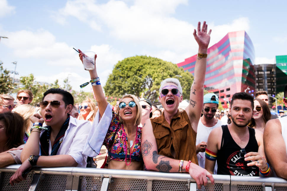 LA Pride in Los Angeles - Best Time
