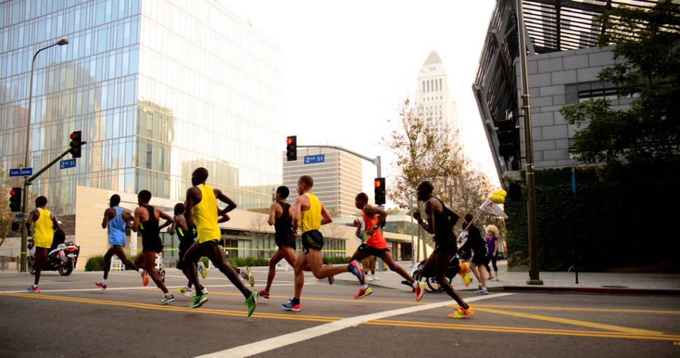 Los Angeles Marathon in Los Angeles - Best Season