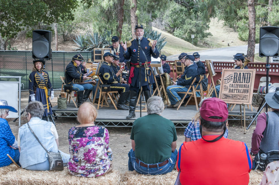 Best time to see Santa Clarita Cowboy Festival in Los Angeles