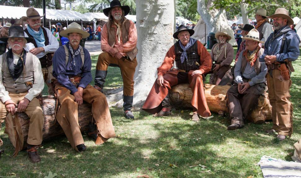 Santa Clarita Cowboy Festival in Los Angeles - Best Time