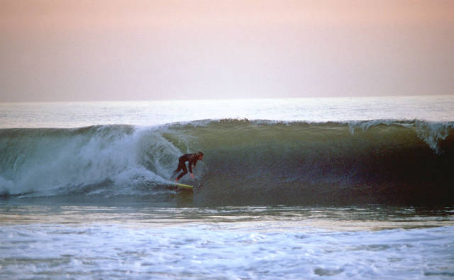 Surfing  in Los Angeles - Best Time