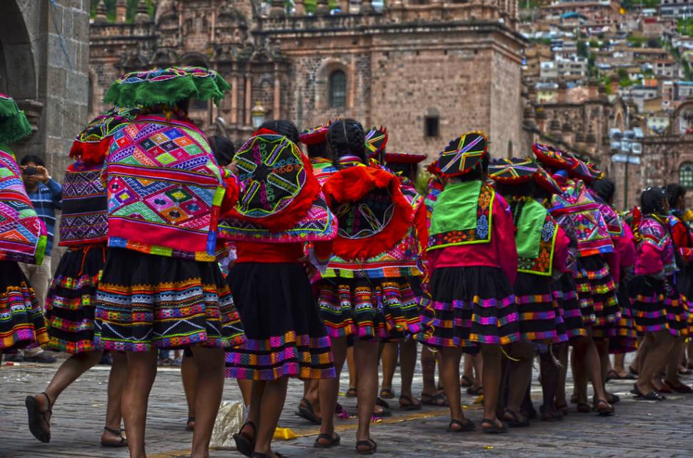 Cusco Carnival in Machu Picchu and Cusco - Best Season