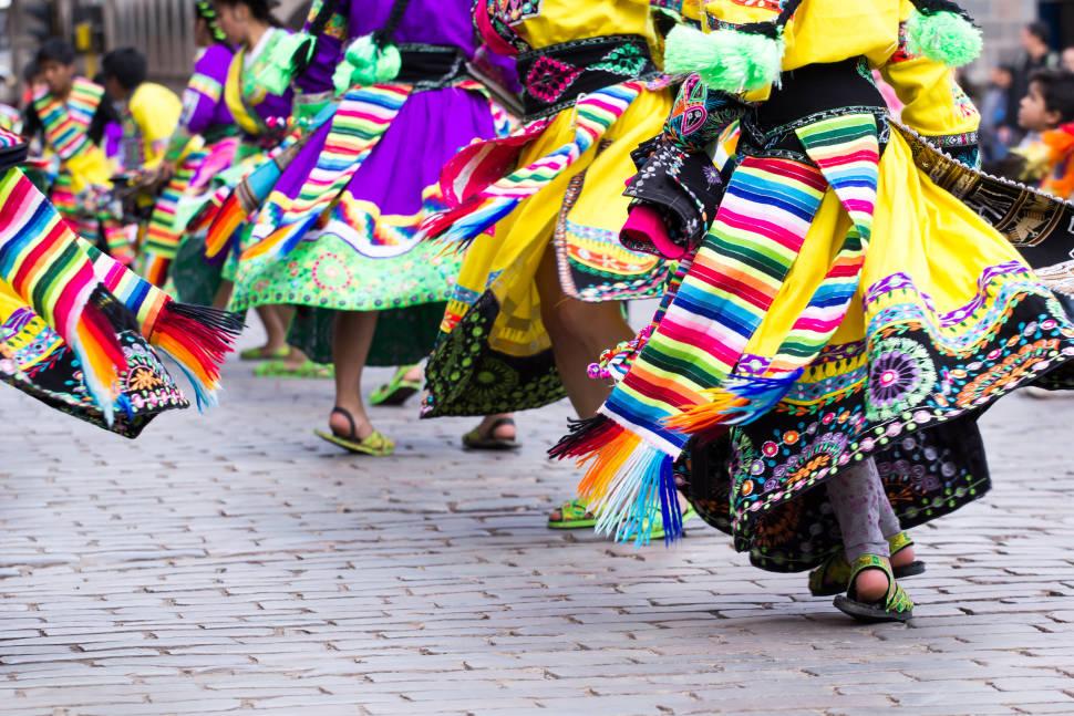 Cusco Carnival in Machu Picchu and Cusco - Best Time