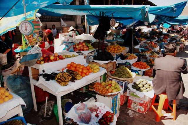 Fruits Season in Machu Picchu and Cusco - Best Season