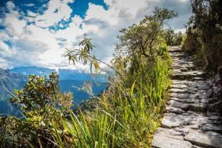 Inca Trail High Season