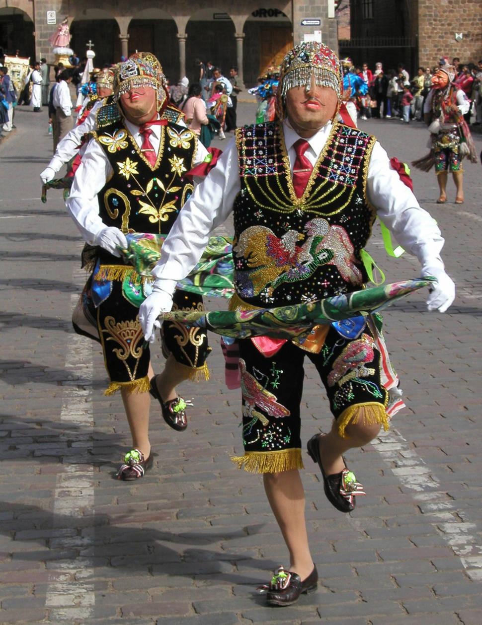Señor de Huanca in Machu Picchu and Cusco - Best Season