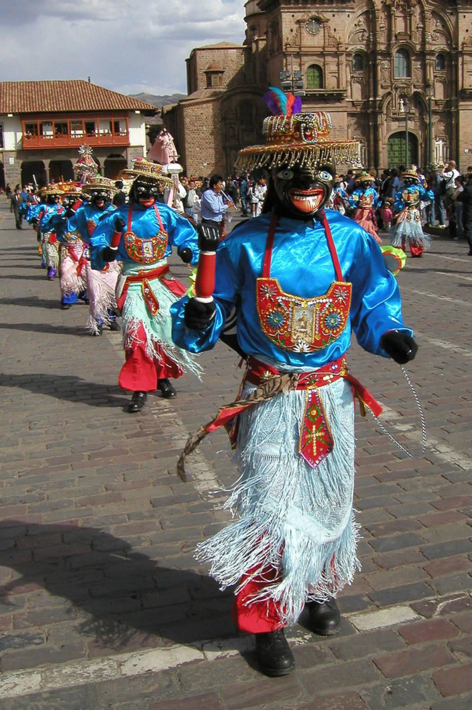 Señor de Huanca in Machu Picchu and Cusco - Best Time