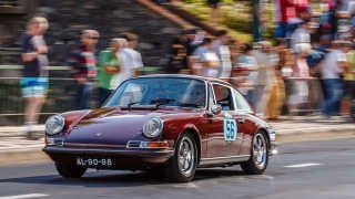 Funchal Classic Car Exhibition