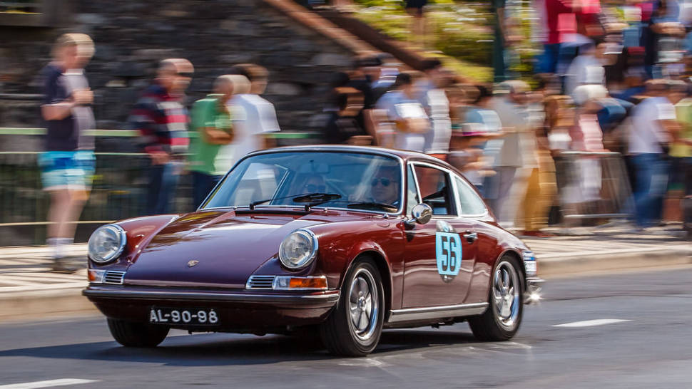 Funchal Classic Car Exhibition in Madeira - Best Time