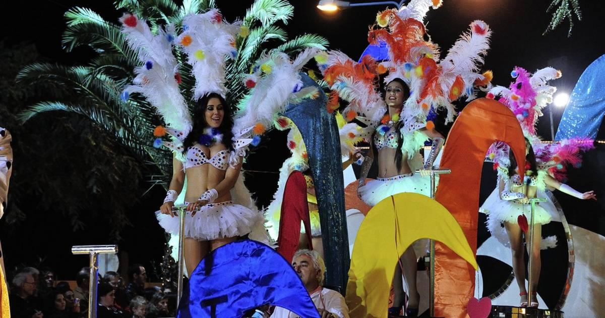 Madeira Carnival in Madeira - Best Time