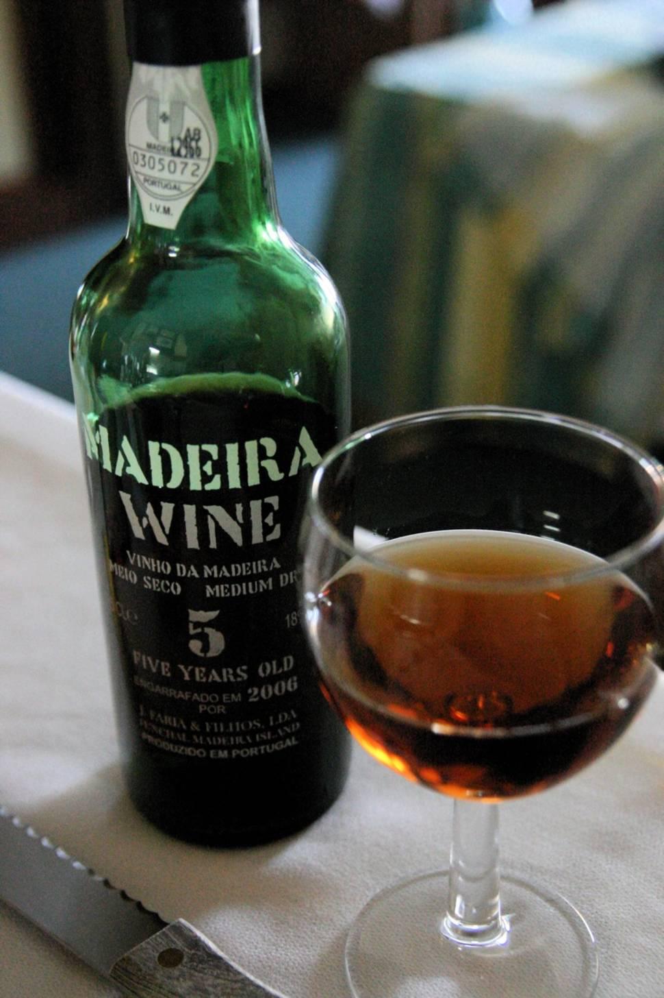 Madeira Wine in Madeira - Best Season