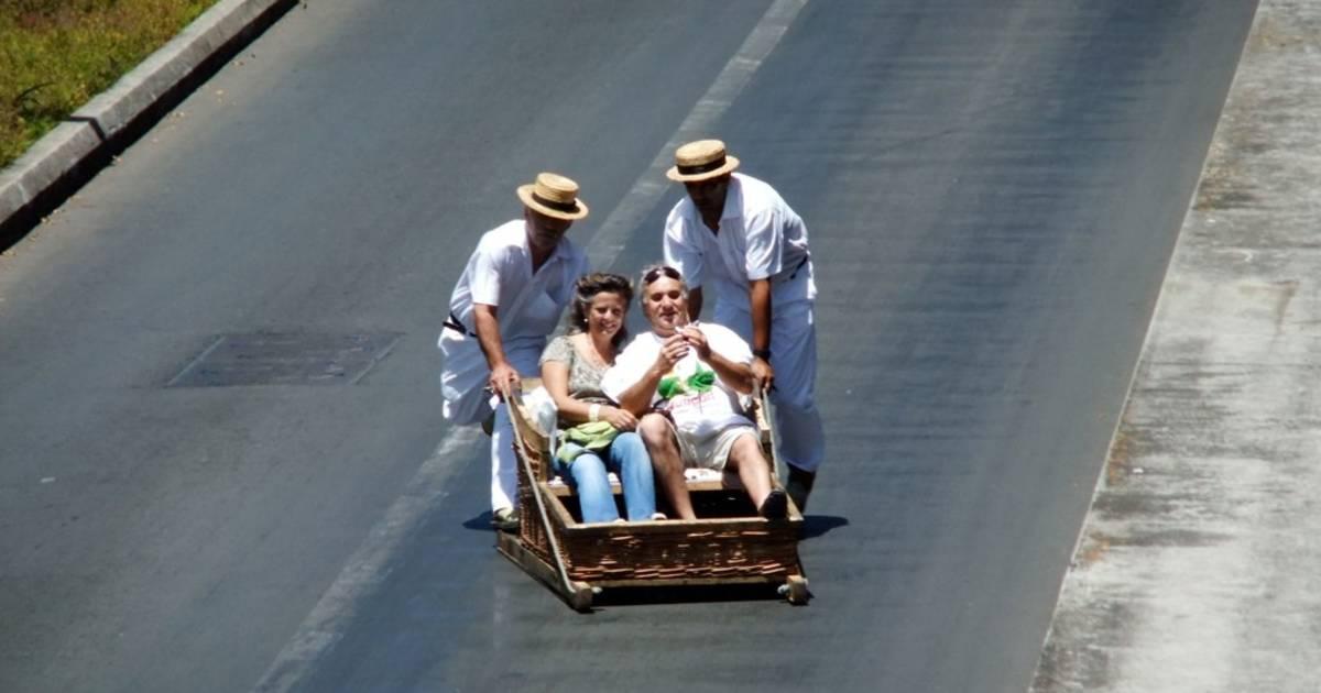 Toboggan Ride in Madeira - Best Time