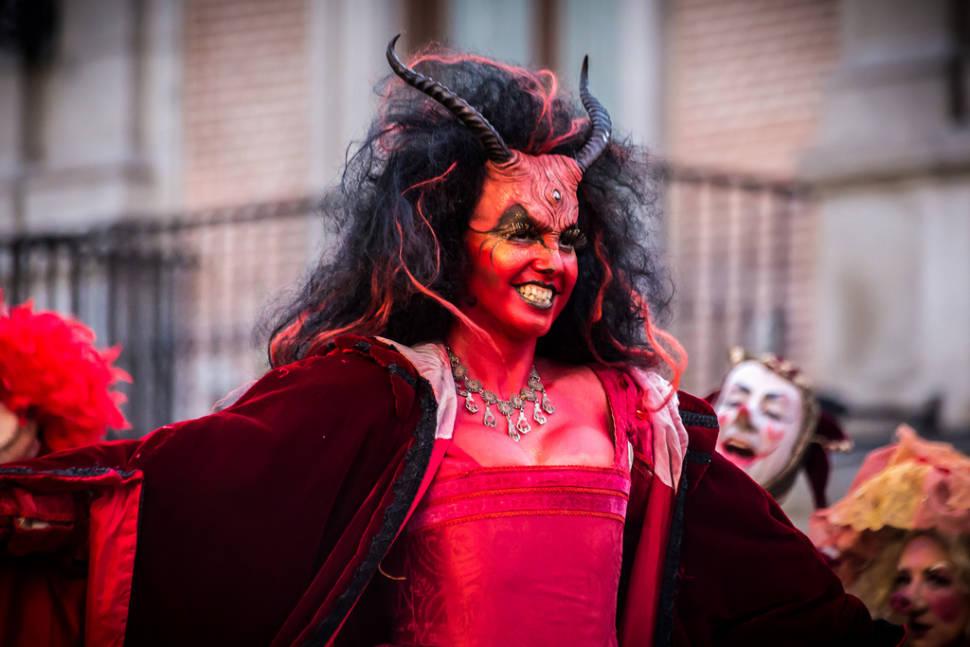 Madrid Carnival  in Madrid - Best Season