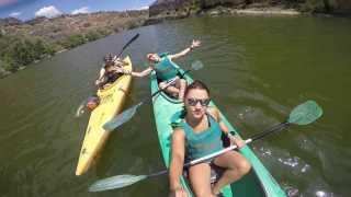 Duratón River Kayaking