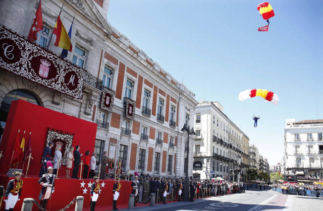 Best time to see Fiesta Dos de Mayo (Day of Madrid Festival) in Madrid