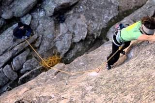 La Pedriza Climbing