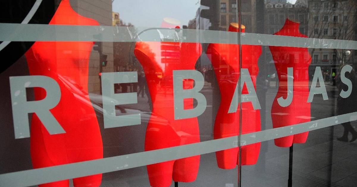 Sales (Rebajas) in Madrid - Best Time