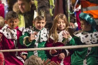 Three Kings Parade (Cavalcade of Magi)