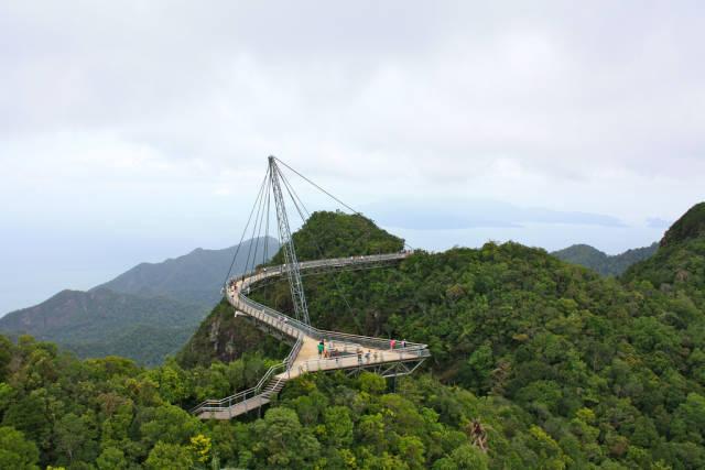 Langkawi SkyBridge in Malaysia - Best Season