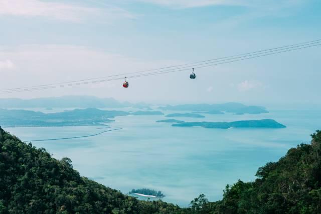 Langkawi SkyBridge in Malaysia - Best Time