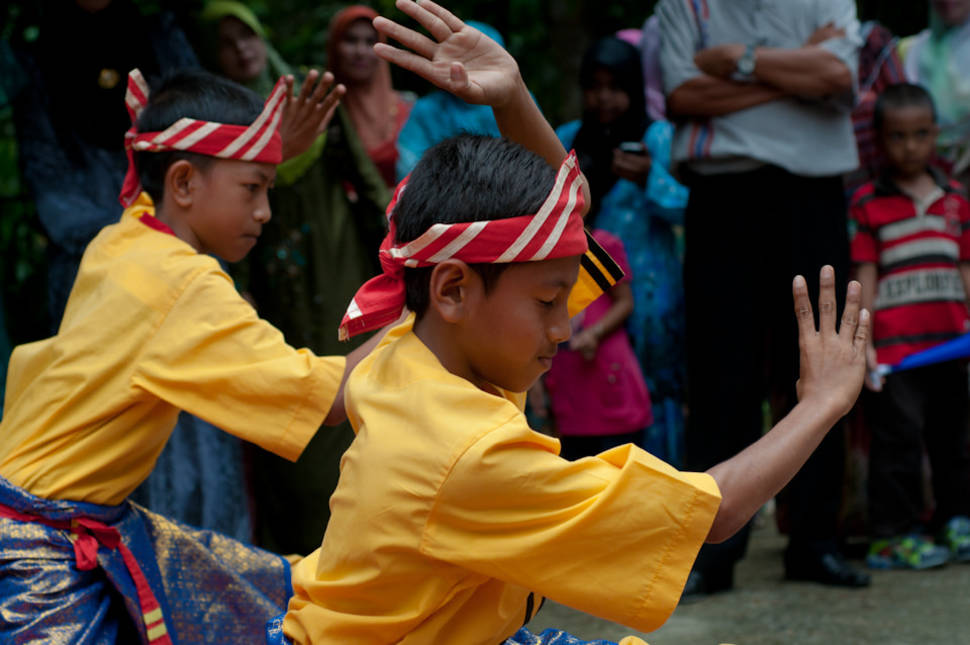 Malay Martial Arts Silat in Malaysia - Best Time