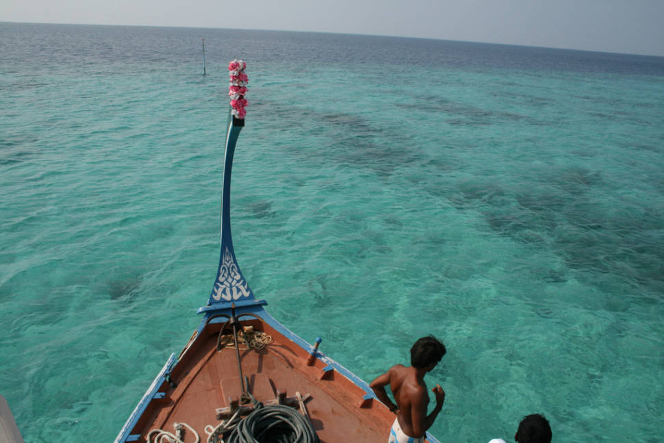 Boating in Maldives - Best Time