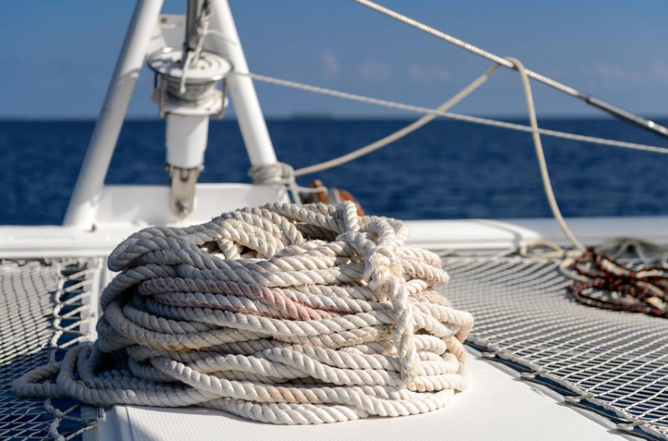 Catamaran Sailing in Maldives - Best Season