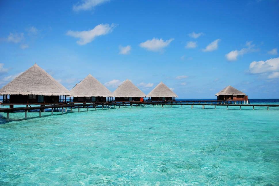 Dry Season (Northeast Monsoon) in Maldives - Best Time