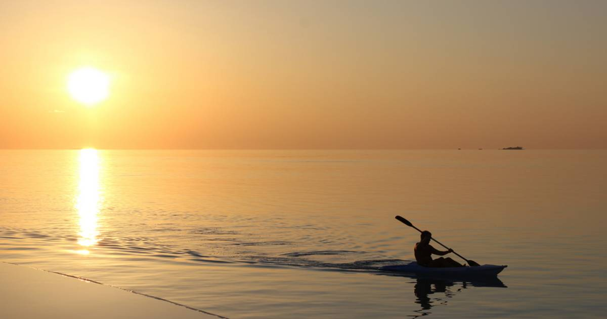 Kayaking  in Maldives - Best Time