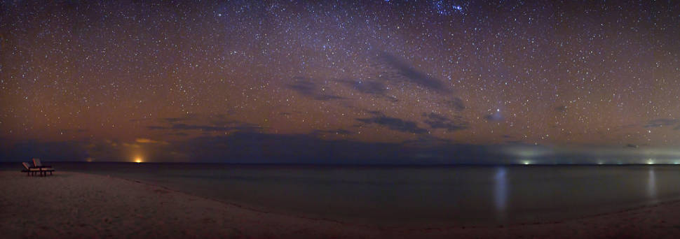 Stargazing in Maldives - Best Time