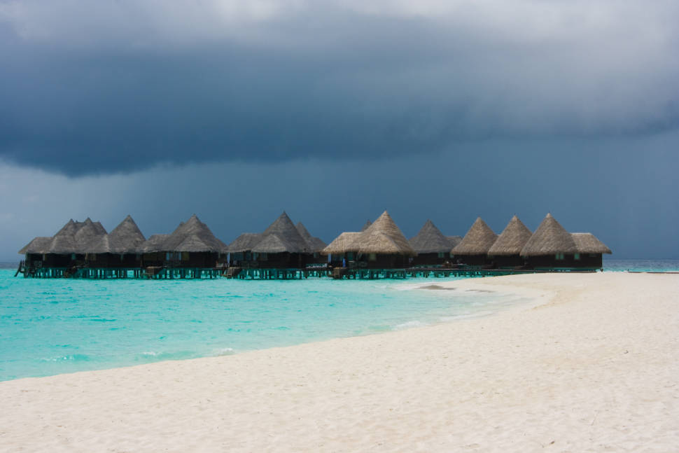 Wet Season (Southwest Monsoon) in Maldives - Best Time