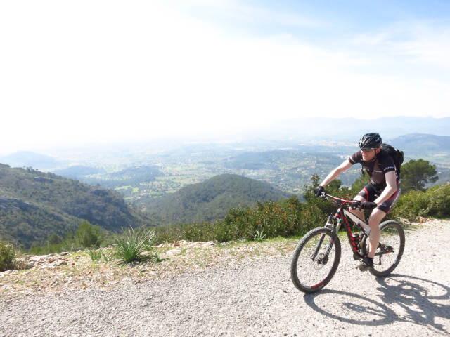 Best time for Mountain Biking
