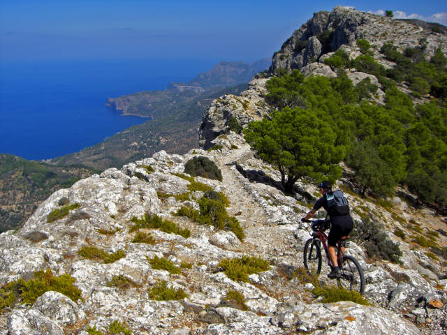 Mountain Biking in Mallorca - Best Time