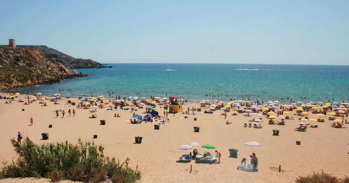 Beach Season in Malta - Best Time