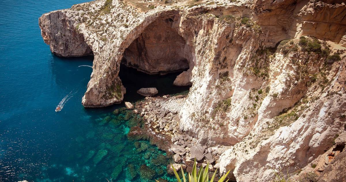 Blue Grotto Off-Season in Malta - Best Time