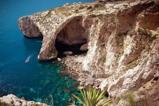 Blue Grotto Off-Season